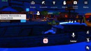 Virtual Droid 9.7 Screen 1