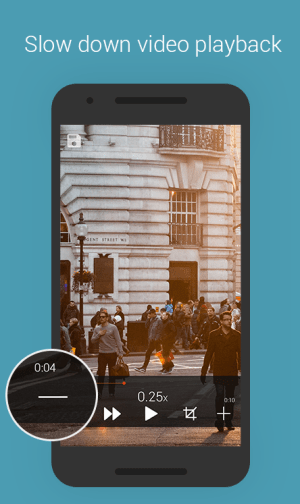 Slow Motion Video Zoom Player 2.3.09 Screen 3