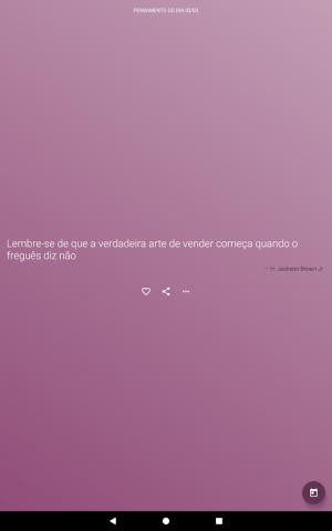 Android Um Pensamento Por Dia Screen 7