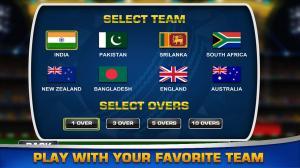 Android Bash Cricket Champions 2017 Screen 2