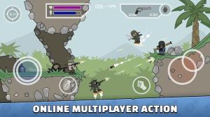 Android Mini Militia Doodle Army 2 Screen 4