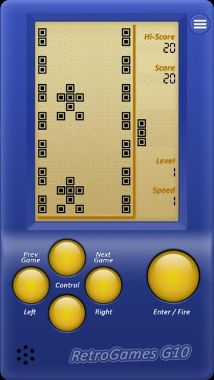 Real Retro Games - Brick Breaker 2.6 Screen 5