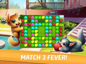 Meow Match: Cats Matching 3 Puzzle & Ball Blast 0.9.1 Screen 5