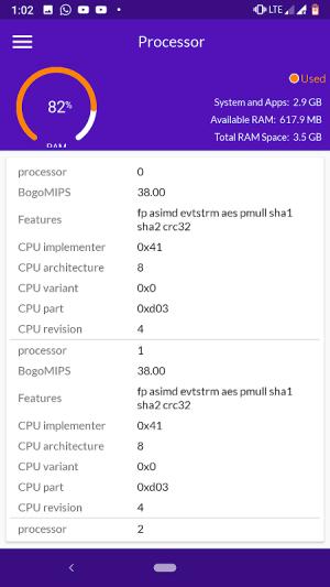 My Device - Device Informer 1.0.4 Screen 2