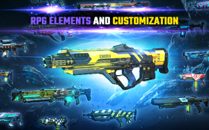 Android Shadowgun Legends: FPS Multiplayer Shooting Games Screen 9