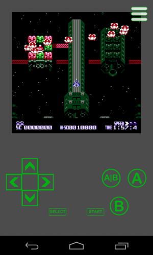 Android My NES Emulator Screen 1