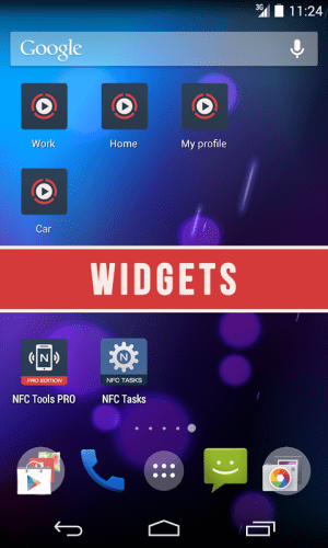 Android NFC Tools - Pro Edition Screen 7
