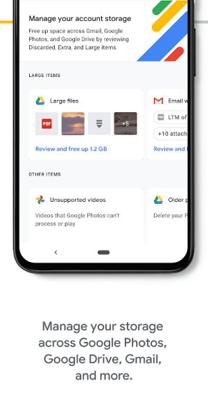 Android Google One Screen 4