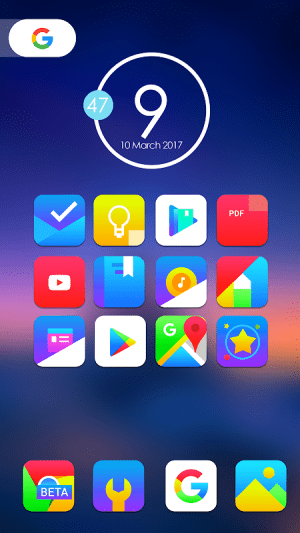 Symbon Icon Pack 1.6.2 Screen 2