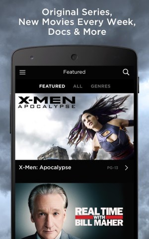HBO NOW: Series, movies & more 2.2.0 Screen 5