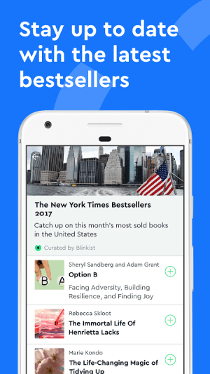 Blinkist - Nonfiction Books 5.6.0 Screen 4