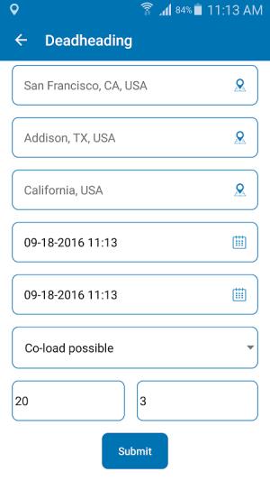 MyVirtualFleet 1.8.2 Screen 5