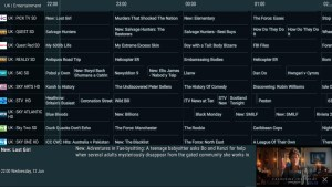 Android OTT Navigator IPTV Screen 5