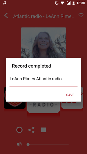Android Peru Radio - Live FM Player Screen 4
