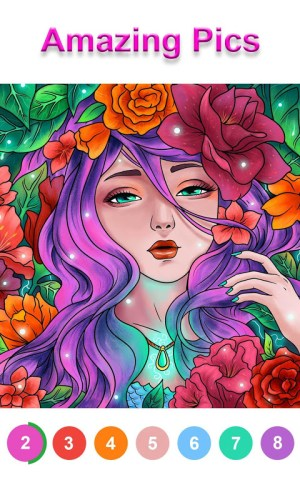 Paint By Number - Free Coloring Book & Puzzle Game 1.16.7 Screen 2