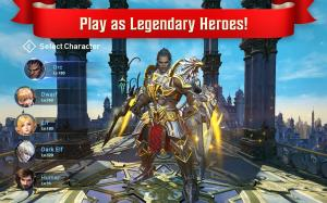 Android Lineage 2: Revolution Screen 5