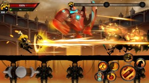 Stickman Legends: Shadow War Offline Fighting Game 2.4.37 Screen 2