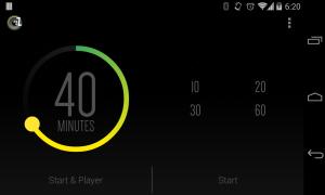 Sleep Timer (Turn music off) 2.0.3 Screen 12
