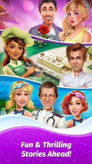 Android The Love Boat: Puzzle Cruise – Your Match 3 Crush! Screen 15