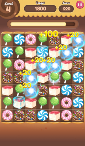 Android Candy Sploosh Screen 2