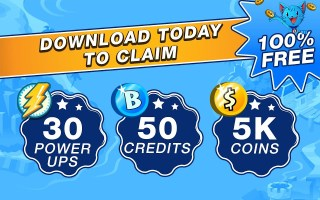 Bingo Blitz: Bingo+Slots Games Screen