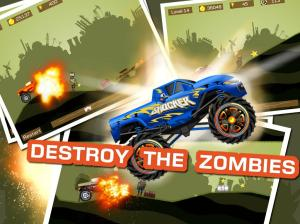 Mad Truck 2 -- monster truck hit zombies 3.71.9 Screen 9