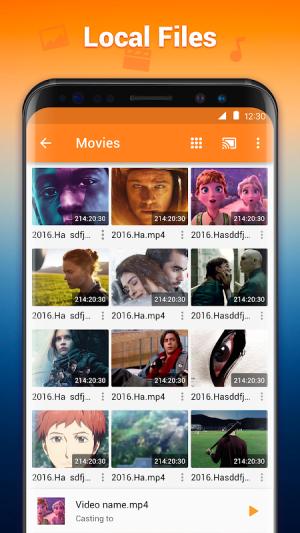 Cast to TV : Chromecast, Roku, FireTV, Xbox 1.3.1.2 Screen 3