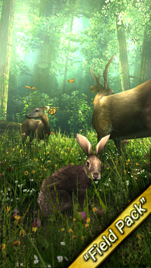 Android Forest HD Screen 18