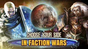 Android The Horus Heresy: Legions – TCG card battle game Screen 4