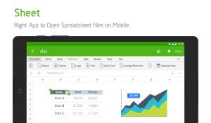Polaris Office - Free Docs, Sheets, Slides + PDF 9.0.4 Screen 5