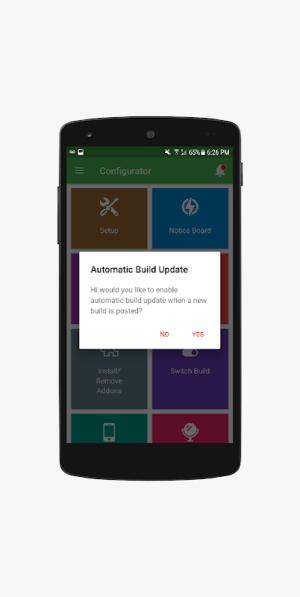 Android Configurator for Kodi - Complete Kodi Setup Wizard Screen 5
