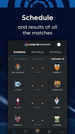 La Liga - Spanish Football League Official 7.3.8 Screen 14