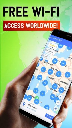 Free WiFi App: passwords, hotspots 7.07.04 Screen 5