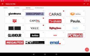 Diarios Chile 3.30 Screen 3