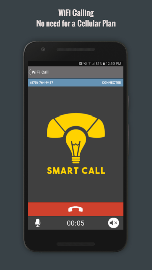 Android SmartCall Screen 1