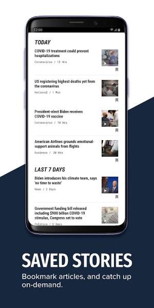 WBOY 12News 41.5.0 Screen 2