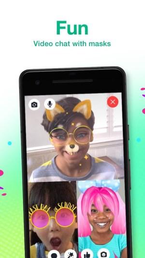Messenger Kids – The Messaging App for Kids 160.0.0.10.117 Screen 1