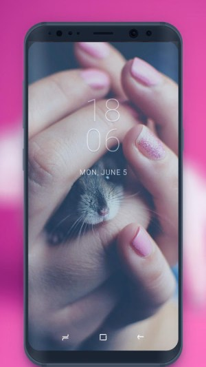 Cute Girly HD wallpapers & backgrounds 6.0 Screen 2