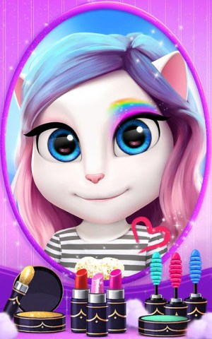 My Talking Angela 3.4.0.2 Screen 1