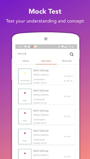 Doubtnut: NCERT Solutions, Free IIT JEE & NEET App apptioide.7.8.79 Screen 12