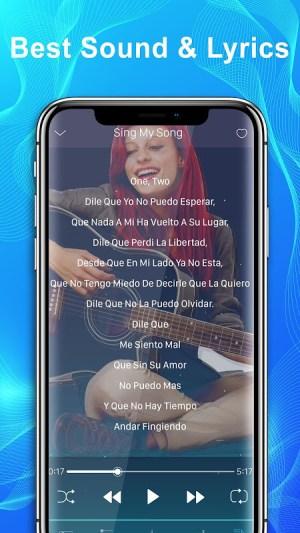 Music Player 2020 4.2.1 Screen 1