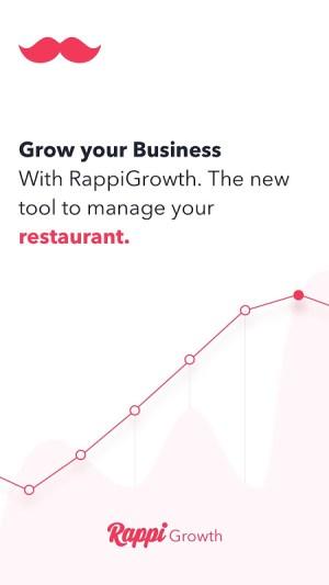 Rappi Partner Growth 2.18 Screen 1