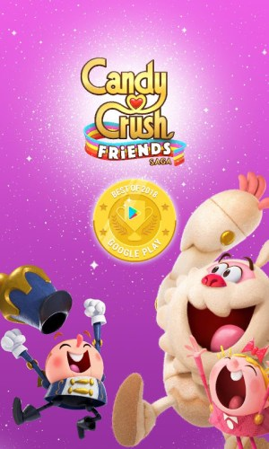 Candy Crush Friends Saga 1.18.7 Screen 18