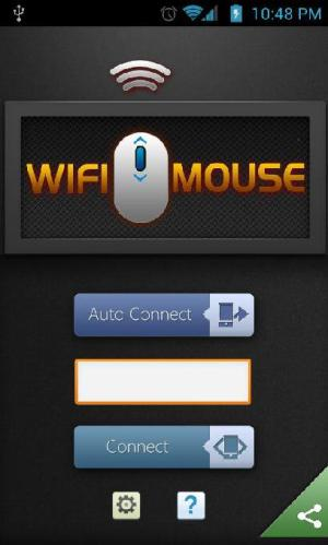 Android WiFi Mouse HD Weather Screen 6
