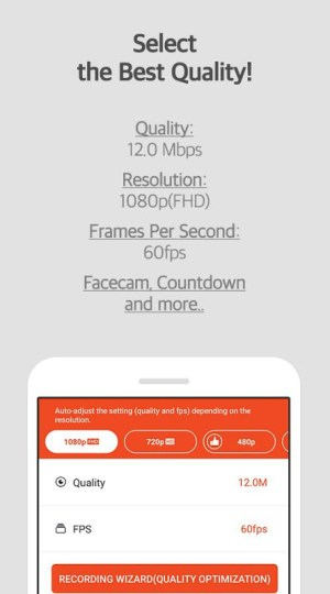 Mobizen Screen Recorder 3.4.1.7 Screen 8