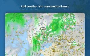 Flightradar24 Flight Tracker 8.7.4 Screen 1
