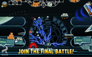 Android Angry Birds Star Wars Screen 13