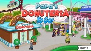 Papa's Donuteria To Go! 1.0.0 Screen 4
