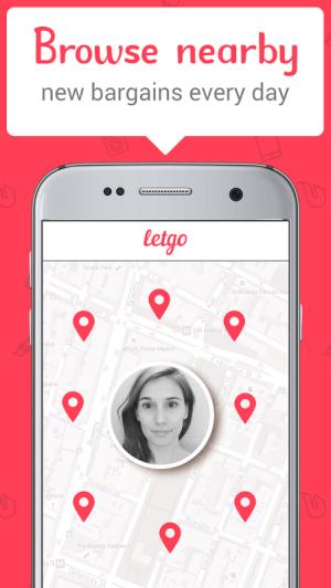 letgo 1.8.0 Screen 3