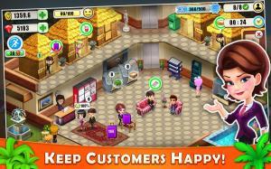 Resort Tycoon - Hotel Simulation Game 9.1c Screen 2